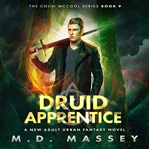 Druid Apprentice Audiobook By M. D. Massey cover art