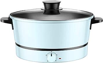 DYXYH Hot Pot électrique multi-fonction Dortoir antiadhésif Cuisinière électrique Cuisinière électrique étudiant Pot 3L Ac...