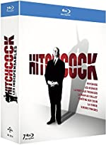 Alfred Hitchcock-Les indispensables [Blu-Ray]