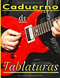 Caduerno de tablaturas: Lo que sea por tu forma de tocar la guitarra. 100 páginas de cuadrículas y tablaturas de acordes. Formato 8,5 X 11