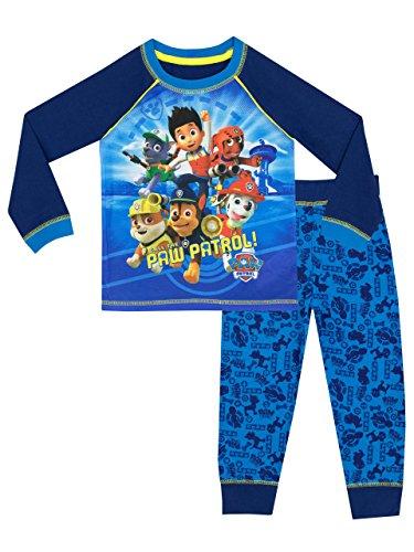 Paw Patrol Pijama para Niños La Patrulla Canina 4-5 Años