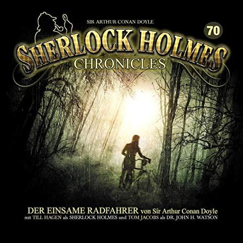 Der einsame Radfahrer Audiobook By Arthur Conan Doyle cover art