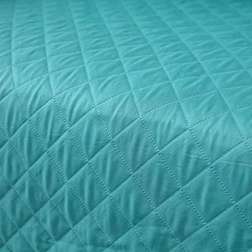 Cubre Antideslizante/Protector de Sofá ,Funda de sofá en forma de L para sala de estar, fundas de sofá de esquina, antideslizante, acolchado, de una pieza, funda protectora para muebles-green_Lef