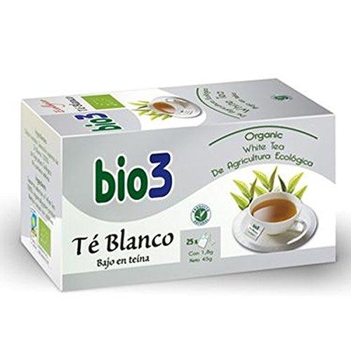 Bie 3 thee wit Eco 25 zakjes Bio 3