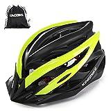 KING BIKE Fahrradhelm Helm Bike Fahrrad Radhelm mit LED Licht FüR Herren Damen Helmet Auf Die Helme...