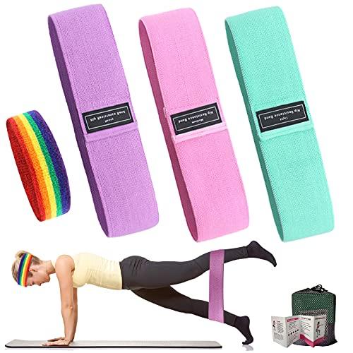 cintas elasticas musculacion mujer pilates Marca ZAHRVIA