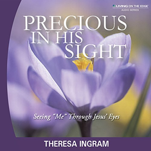 Precious in His Sight audiobook cover art