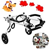 Dog wheelchair Wheels Dog Wheelchair - For most dogs 1-60 kg - Veterinarian