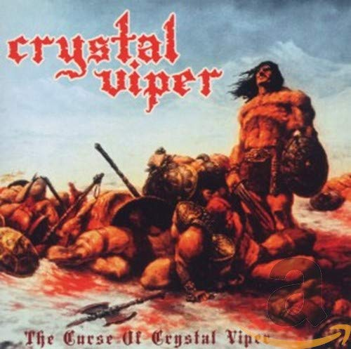 Curse of The Crystal Viper [Import]