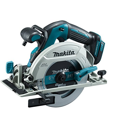 Makita DHS680Z Brushless 18 V Li-ion Circular Saw Bare Unit,...