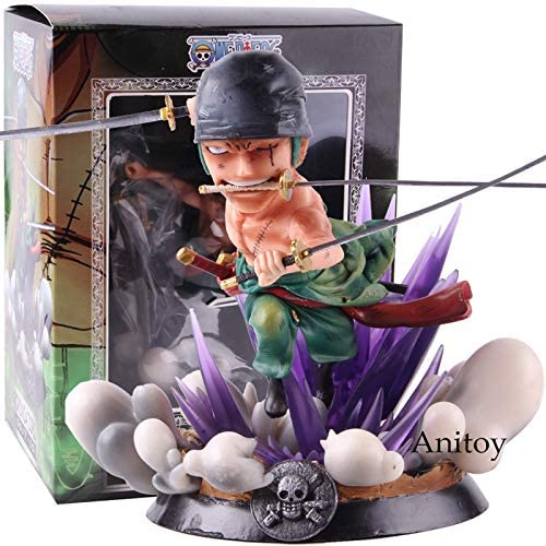 Anime One Piece Rornoa Zor GK Statue PVC One Piece Zor Figure Collection Modèle Jouet