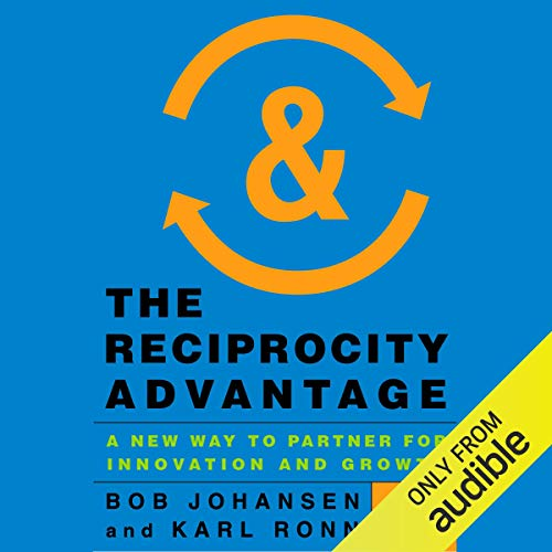 The Reciprocity Advantage Titelbild
