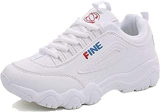 Super bang Sport Women's Sneaker Original Non-Memory Foam Lace-Up Dad Shoes