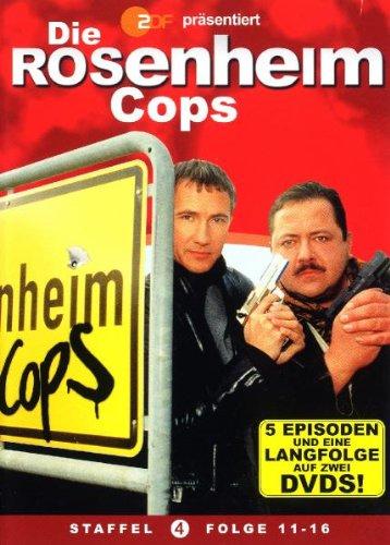 Die Rosenheim Cops - Staffel 4/Folge 11-16