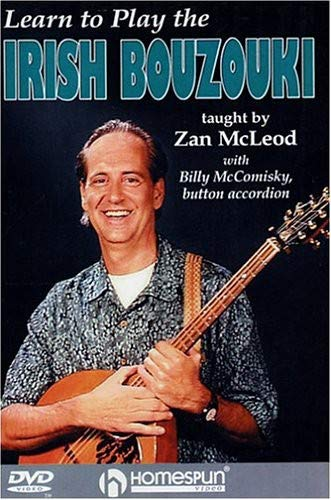Learn To Play The Irish Bouzouki Dvd