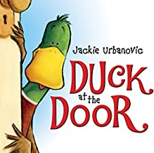 Duck at the Door (Max the Duck)