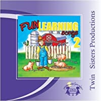 Fun Learning Songs 2 by Twin Sisters