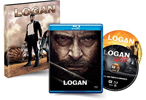 Logan [Blu-ray Duplo com Luva] - Exclusivo Amazon
