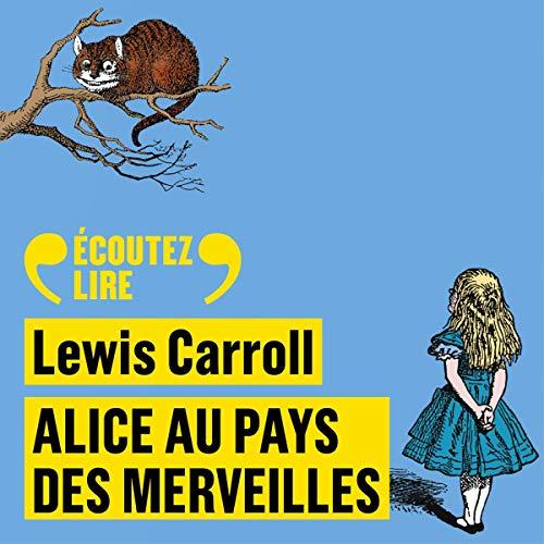 Alice au pays des merveilles cover art