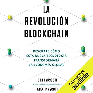 La revolución blockchain audiobook cover art