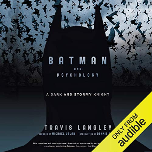Batman and Psychology cover art