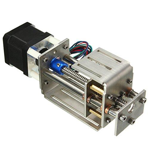 Wisamic Mini 60MM CNC Z achse Lineareinheit Slide Motion DIY 3 Axis Graviermaschine