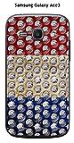 Onozo Cover Samsung Galaxy Ace 3Design Diamanti su Bandiera GB
