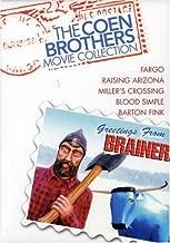 The Coen Brothers Movie Collection: (Fargo / Miller's Crossing / Barton Fink / Raising Arizona / Blood Simple)