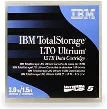 IBM LTO Ultrium-5 1.5TB/3.0TB 5/pk