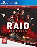 RAID World War II - PlayStation 4 [Edizione: Regno Unito]