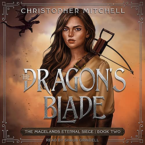 The Dragon's Blade cover art