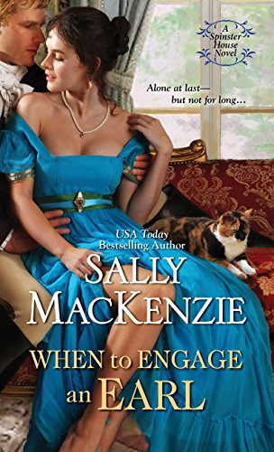 Download When to Engage an Earl (Spinster House) 1420137166