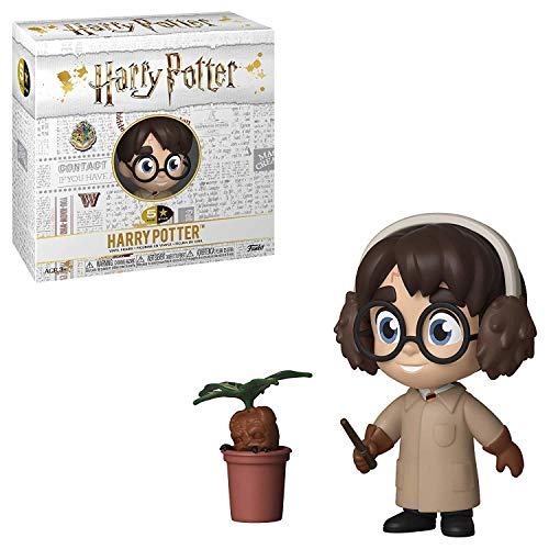 Harry Potter - Figura Funko 5 Star Harry Potter Herbology 10cm