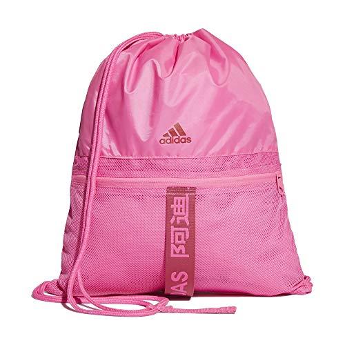 adidas 4Athlts - Bolsa de gimnasio rosa Talla única