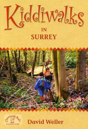 Kiddiwalks in Surrey