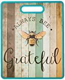 Boston Warehouse Always Bee Grateful Cutting Board