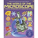 AmScope The World of the Microscope - A Practical Introduction with Projects and Activitie...