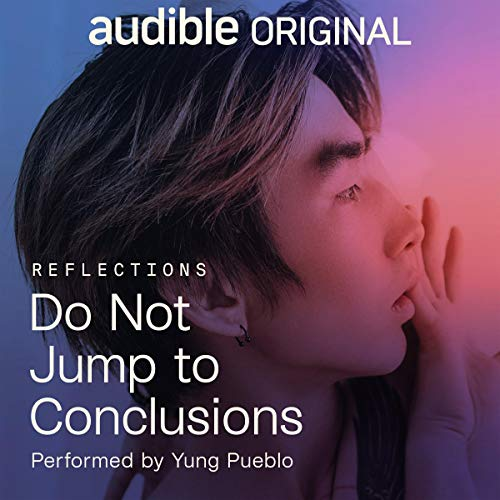 Do Not Jump to Conclusions Audiobook By Yung Pueblo cover art