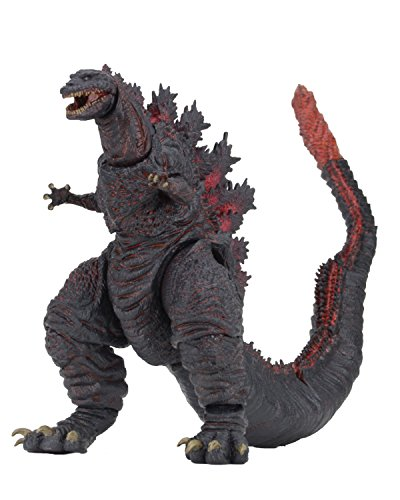 "NECA - Godzilla - 12"" Head to Tail action figure - 2016 Shin Godzilla"