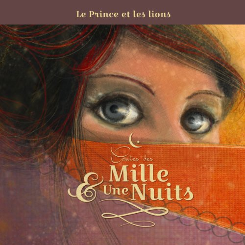 Le prince et les lions audiobook cover art