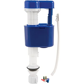 Plumbcraft Adjustable Quick Shut Off Perfect Flush Anti-Siphon Toilet Fill Valve