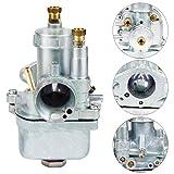 EXLECO Vergasaer 16N1-11 Motorräder Vergasaranlagen 21mm für Simson S50 S51 S70 und Simson MZA...
