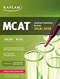 MCAT General Chemistry Review 2018-2019: Online + Book (Kaplan Test Prep)
