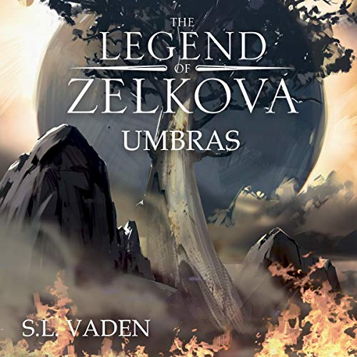 The Legend of Zelkova cover art