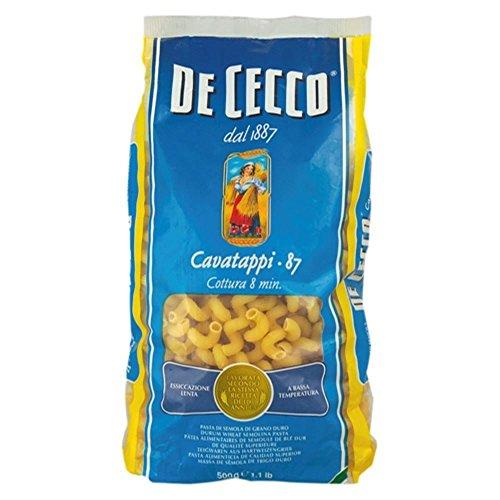 De Cecco Di Pasta Cavatappi (500g)