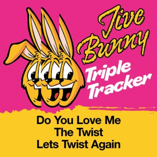 jive bunny & the mastermixers - lets twist again