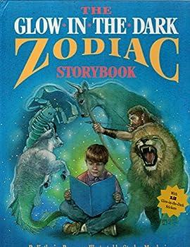 Hardcover The Glow-in-the-Dark Zodiac ST Book