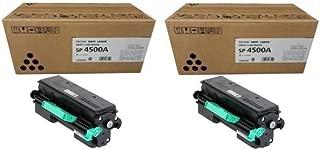 Genuine Brand Name OEM Ricoh High Yield Black Toner SP3600/SP3610/SP4510 (6K YLD) 407319