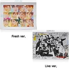 THE BOYZ [THE FIRST] Mini Album Random Ver CD+Photobook+15p Card+Sticker+Tracking Number K-POP SEALE