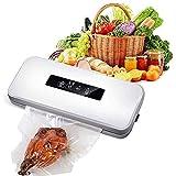 YIBOKANG 自動真空シーラー機械、乾燥湿った食品保存の真空シーリングシステム、家庭用小物の新鮮な保管包装機械